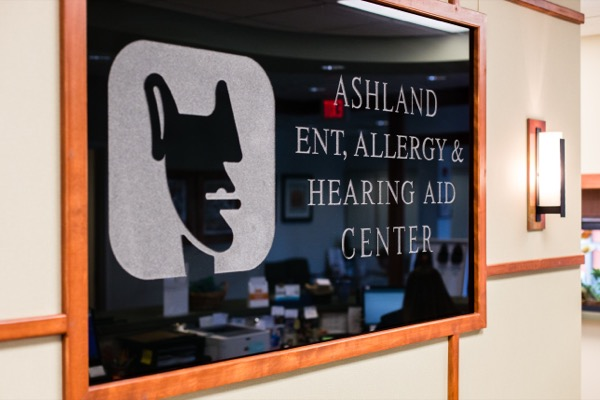treating ear, nose, throat, allergy, asthma, and immunologic concerns at Ashland ENT