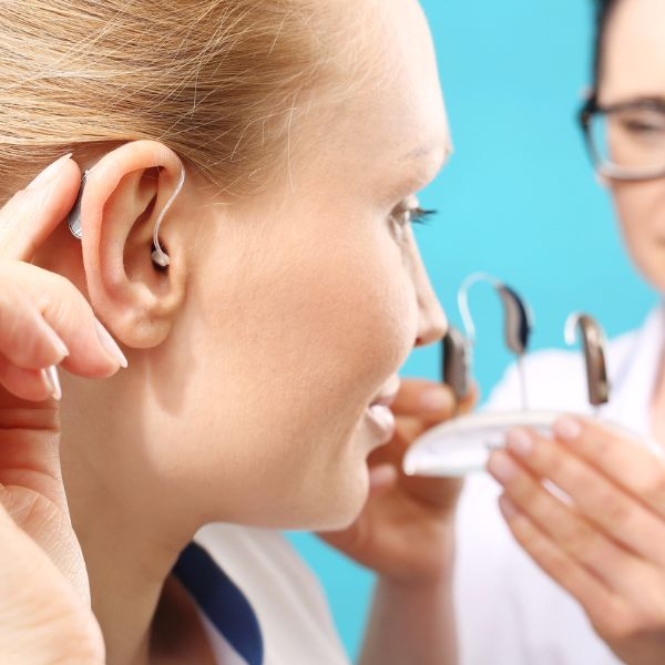 Improve your hearing and address your hearing loss with Ashland ENT in Ashland, Ohio